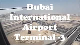 Dubai International Airport Terminal 3 | Emirates Connecting Flights Tips |