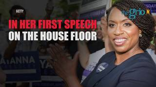 U.S Representative Ayanna Pressley is a force to be reckoned with