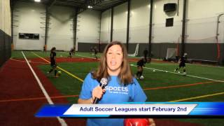 Insports Adult Soccer Leagues