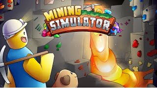 ROBLOX Mining Simulator and More Games Live - Road to 110 Abonnés-