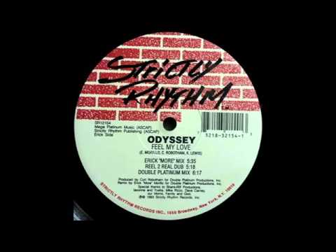 Odyssey- feel my love (Double Platinum Remix)