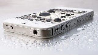 Как спасти мобильный телефон, если он упал в воду.(Если вы уронили свой мобильный телефон в воду или каким либо способом залили его водой — не отчаивайтесь!..., 2014-09-18T20:42:03.000Z)