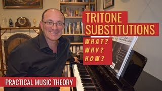 Tri-Tone Substitutions Explained