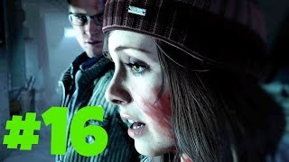 Until Dawn Part 16 No Commentary [PS4] Full HD Walkthrough 1080P