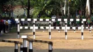 Sainik School -Obstacle race