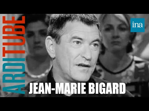 "Jean-Marie Bigard ""Interview prise de tête"" 