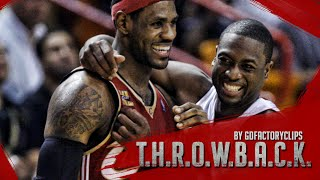 Throwback: LeBron James vs Dwyane Wade Full Duel Highlights 2009.11.12 Cavaliers at Heat - MUST SEE!