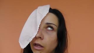 TAG: Болезненный макияж)