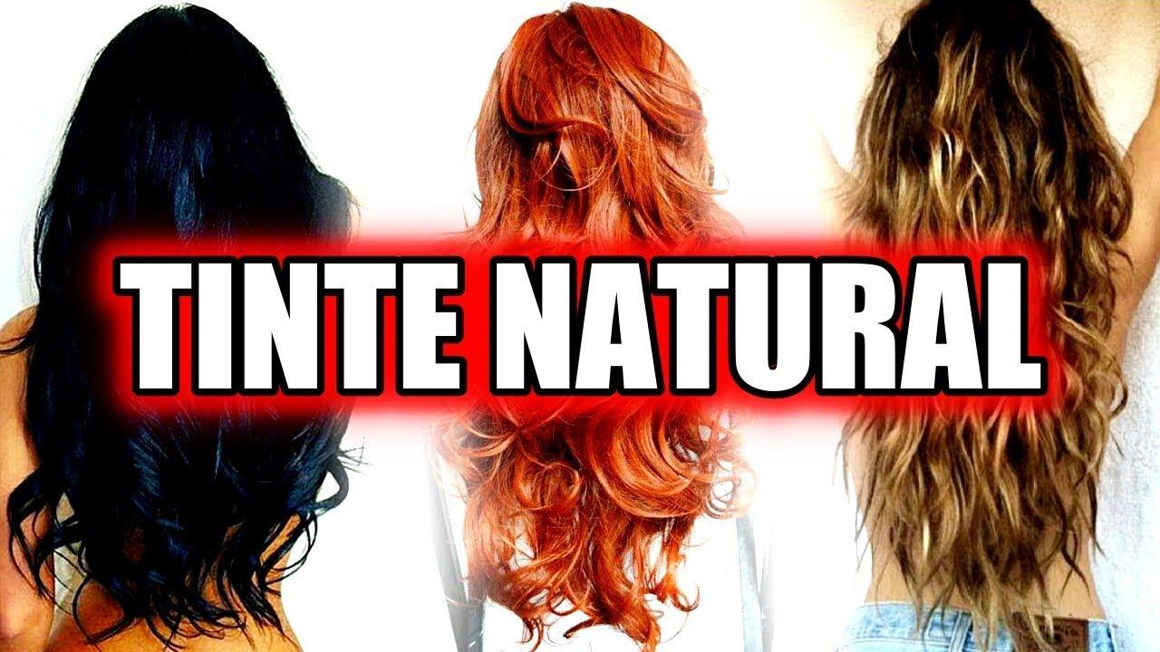 como oscurecer el pelo sin tinte