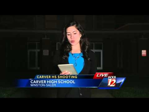 News Conference for Carver High School Shooting