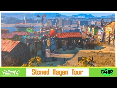 Stoned Hagen Tour  - Building in Fallout 4