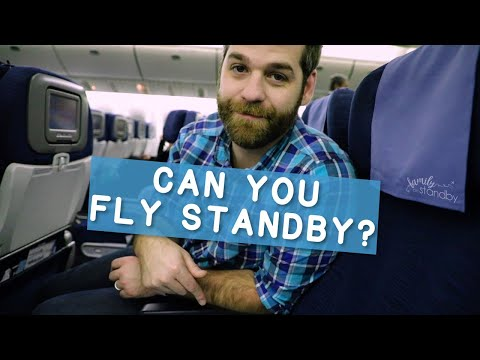 How To Fly Standby: Our MOST ASKED Question!
