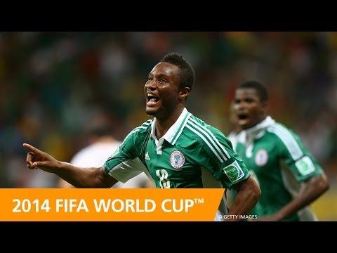World Cup Team Profile: NIGERIA