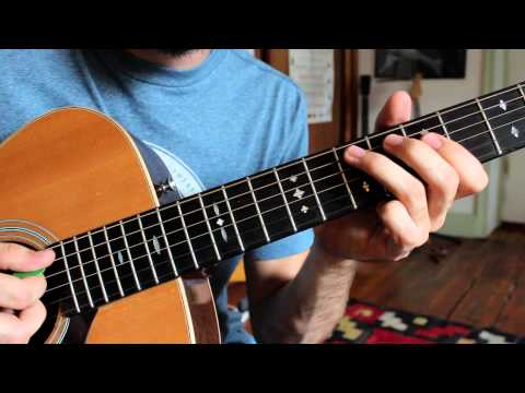 Easy Lead Guitar Lesson - Following a Chord Progression
