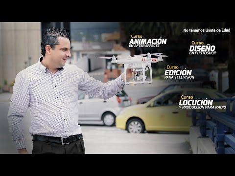 ESCUELA DE CINE, FOTOGRAFIA, TELEVISION, MODELADO 3D EN ECUADOR en CUENCA ECUADOR