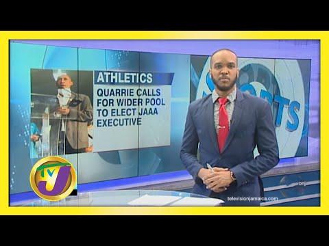 The New JAAA & the Way Forward | TVJ Sports News