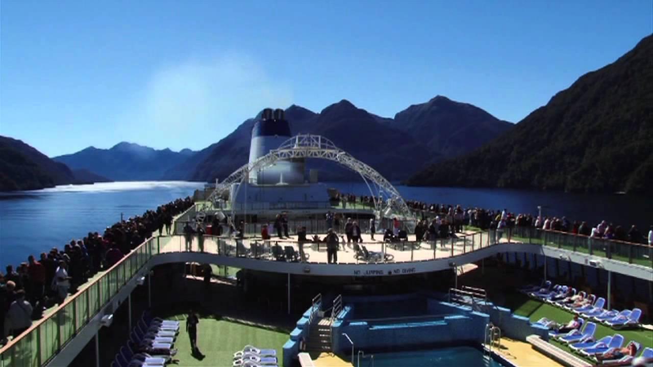 Dusky Sound Fjiordland New Zealand Youtube
