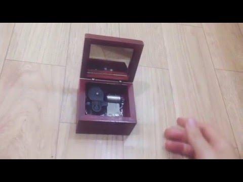Lilium - Elfen lied op real music box