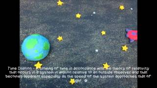 Time Dilation, Physics Project - Malayan High School Of Science (clay Animation)