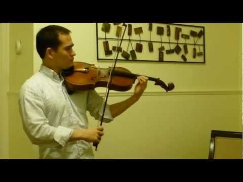 Telemann Viola Concerto in G Major, 3rd Mvt, Andante