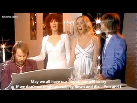 Happy New Year HD Music ABBA
