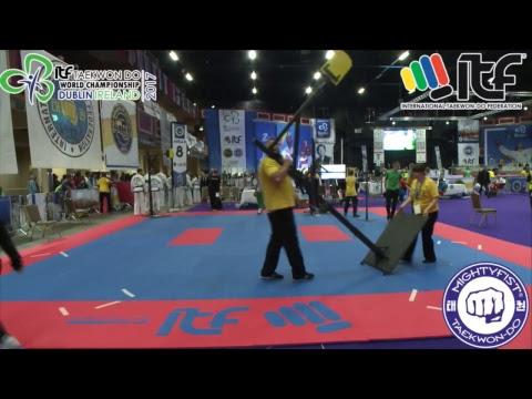 2017 ITF World Championships, Dublin, Ireland - Day 5 - AREA 8