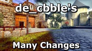 de_cbble's Many Changes