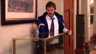Funniest Andy Moment in Parks of Recreation