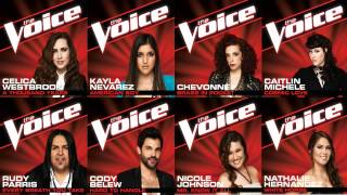 [ PREVIEW + DOWNLOAD ] The Voice - Season 3 - Blind Auditions - Part 8 - SINGLES