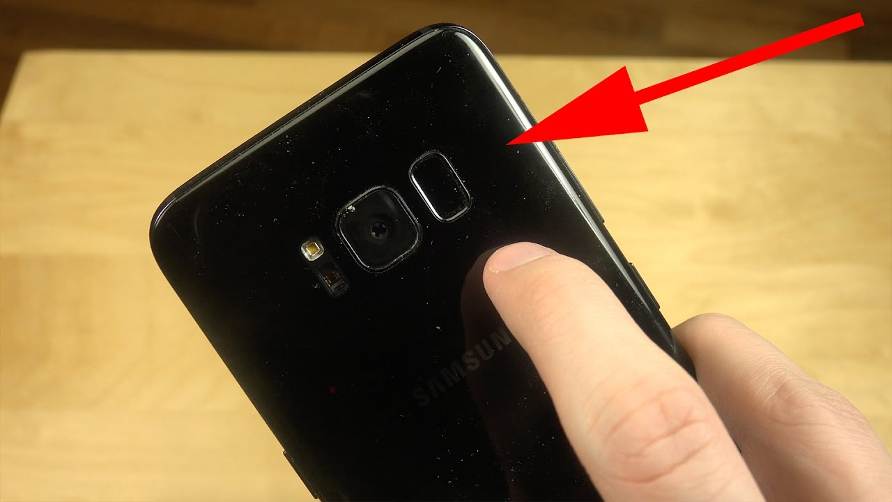 Galaxy S9 Will Likely Still Have Rear Fingerprint Scanner as Apple Rumored to Ditch Touch ID Entirely