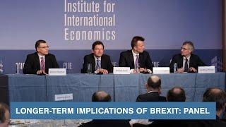 Longer-Term Implications of Brexit: Panel