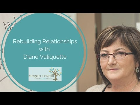 How To Rebuild When Your Relationship Ends: Interview With Divorce Coach Diane Valiquette
