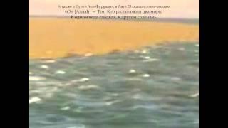 Два моря которые не смешиваются