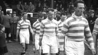Oban Celtic Shinty Cup Final 1937