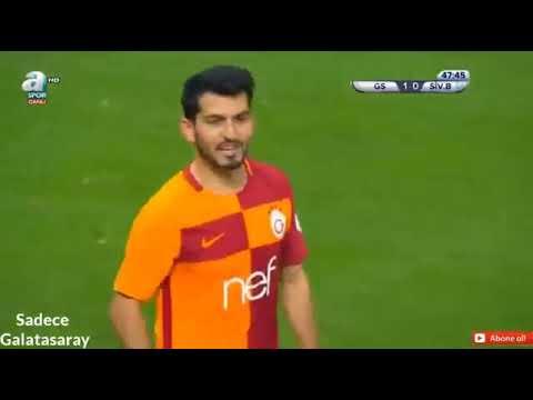 Galatasaray 5   1 Sivas Belediyespor Geniş Maç Özeti