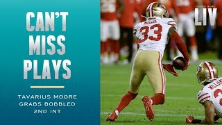 Niners Defense Comes Up w/ Crazy 2nd INT | Super Bowl LIV