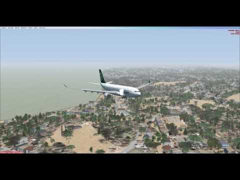 Air Afrique A 330    Cadjehoun