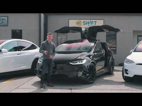 Tesla Model X: The Safest, Fastest, Most Capable, SUV in History?