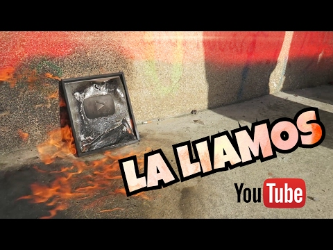 PLAQUITA DE YOUTUBE + BROTE | MDPOLLO
