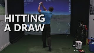 Wrist rolling is not how to hit a draw!