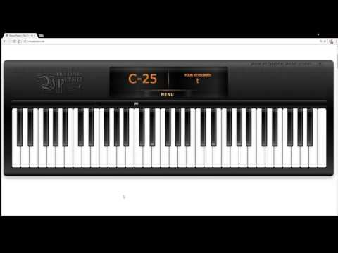 Silent Hill 2 - Promise Virtual Piano