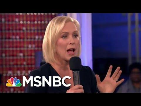 Senator Kirsten Gillibrand Addresses Al Franken Controversy   All In   MSNBC