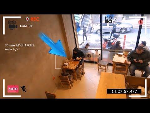 Süper Güçlerini Kullanırken Kameralara Yakalanan 3 İnsan . Gerçek Süper Güçlere Sahip 3 insan