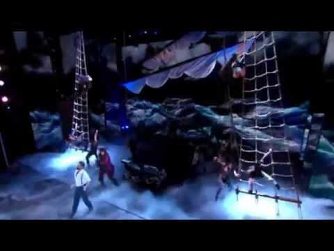 Finding Neverland Performance Tony Awards 2015