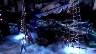 Finding Neverland Performance Tony Awards 2015