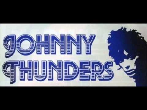 Johnny Thunders - I Was Born To Cry - lyrics