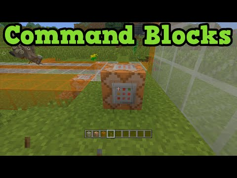 Minecraft how to make help command block ps3 edition