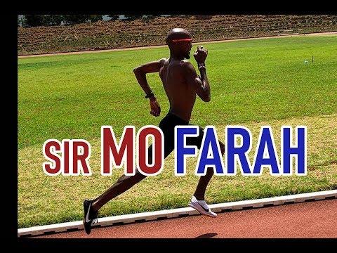 Mo Farah, Nacido Para Correr