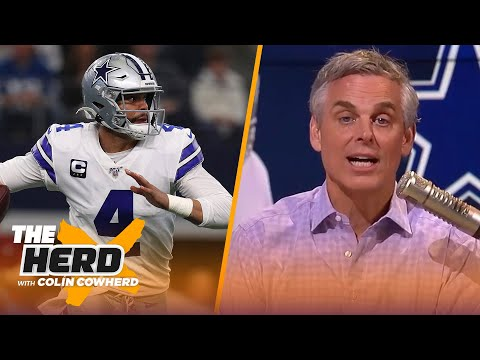 Dak is the perfect franchise tag player, teams don't need a high-paid WR to succeed   NFL   THE HERD