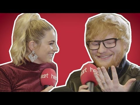 Heart Live Presents Ed Sheeran Up Close and Personal!